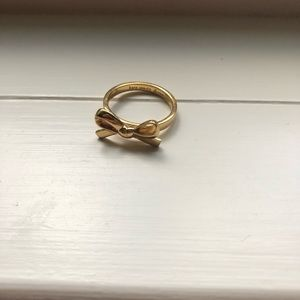 Kate Spade Bow Tie Ring